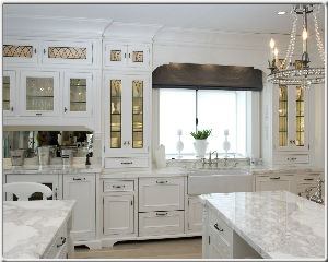 Leaded glass ontario leaded glass toronto glassworks studio - Custom cabinet doors toronto ...